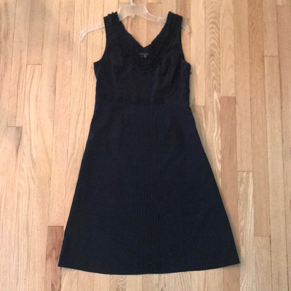 Theory Dresses & Skirts - Theory black silk dress